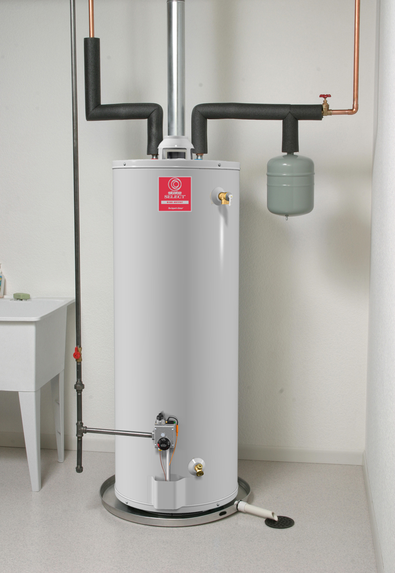 Rooter Power Plumbing Services Water Heater Repair and Replacement